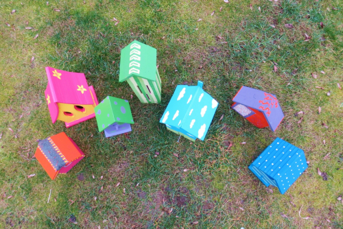 Birdhouses and bugboxes (2)