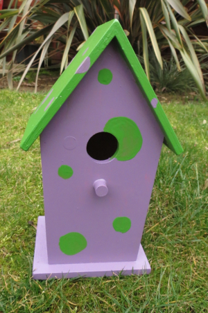 Birdhouses and bugboxes (3)